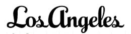 Los Angeles Magazine Logo